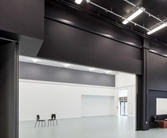 Acoustic absorber panels available in 80 colours