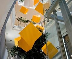 TVS ABSorb Cube - atrium