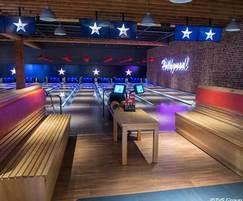 Derby Intu bowling alley