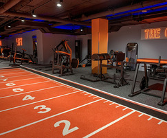 TVS Sports flooring for gym