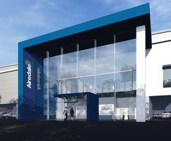 Airedale's Head Office facility in Rawdon, Leeds