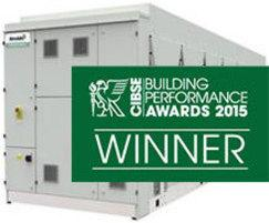 Airedale International Air Conditioning: TurboChill™ wins CIBSE Building Performance Award