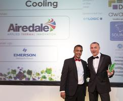 Airedale International Air Conditioning: Airedale picks up further trophy in 2015 DCS Awards