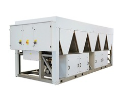 DeltaChill high efficiency chiller