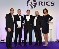 Airedale International Air Conditioning: Airedale HQ wins regional RICS Award