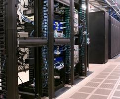 Condensing unit cools data centre