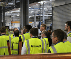 Airedale International Air Conditioning: Airedale Open Day welcomes data centre customers
