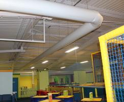 Soft Play Prihoda Fabric Duct - 2