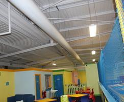 Soft Play Prihoda Fabric Duct - 3