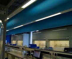 Fabric ducts - University of York labs