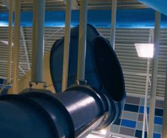 Swiming pool fabric ducting - Prihoda