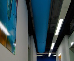 Prihoda fabric ducts provide ISO4 or Class 10 quality