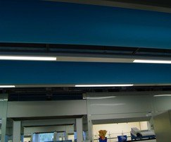 Fabric ducts have a lower cost than traditional ducts