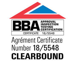 Clearstone Paving: Clearbound system is BBA Certified