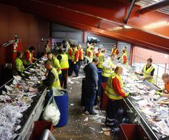 Coveya: Easikit offers conveying solutions for recycling