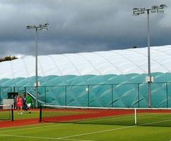 Air Dome – Castlebar Tennis Club
