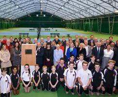 Rocklyn Engineering: Rocklyn Sports wins SAPCA award for indoor tennis centre