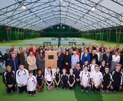 Ellesmere College Tennis Centre