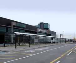 Bespoke walkway for Shannon Airport