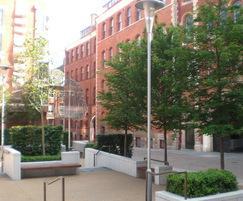 Lace Market Square, Nottingham