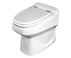 SuperFlush 2002 macerator toilet