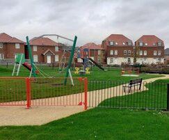Community play park - Aylesham