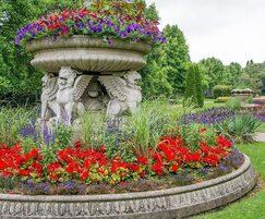 Floral display - Regents Park