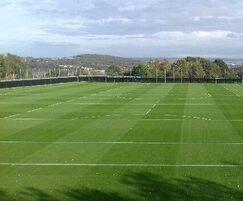 Mixto hybrid turf installation - Sheffield United FC
