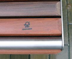 BOORT seat - close up detail
