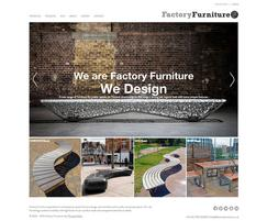 Factory Furniture: Factory Furniture launches new and improved website