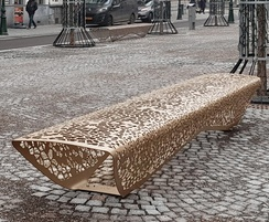 OSSO bench - Maastricht station