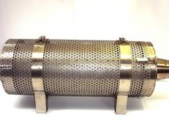 Cat-trap exhaust filter