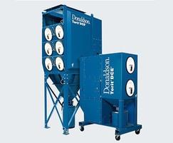 Donaldson Torit® DCE® Downflo® Oval dust collectors
