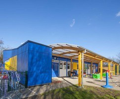 Scott Wilkie Nursery, Newham