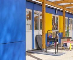 VIVIX coloured facade panels