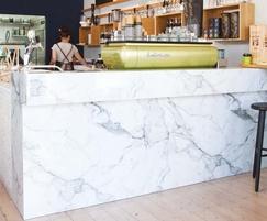 TrueScale laminate - F3460 Calacatta Marble
