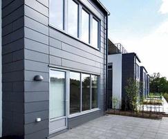 Image 6VIVIX® phenolic, engineered exterior facade pane