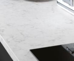 Formica Infiniti® matte surface worktop