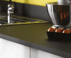Formica Infiniti® matte surface worktop - Edge profile