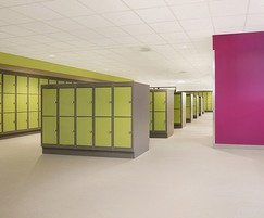 Formica® laminates offer a wide range of colours