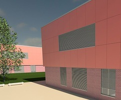 Formica Group - BIM external design