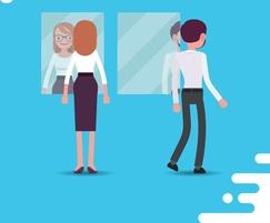 Washroom gender differences