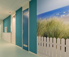 Formica Door Laminate - strong colours