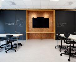 Formica® Magnetic Laminate for chalkboards
