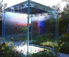 Water feature designed for award-winning RHS Chelsea