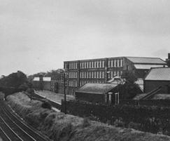 Mossley Mill, 1930s, image courtesy of Newtownabbey BC