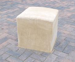 BLS6 Blyth concrete cube
