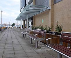 Zenith seating, M&S, Wolstanton