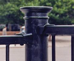 Linx™ 200 rail with with Euston cap