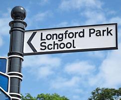 Guildford fingerpost signage